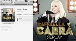 Raffaella Carrà - Replay testo nuovo singolo
