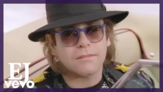 Elton John - Nikita (Video ufficiale e testo)