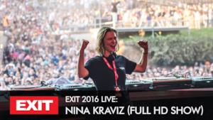 EXIT 2016 | Nina Kraviz Live @ mts Dance Arena
