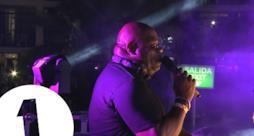Carl Cox in concerto a Ibiza 2015