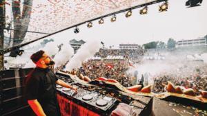 Tchami @ Tomorrowland Belgium 2017