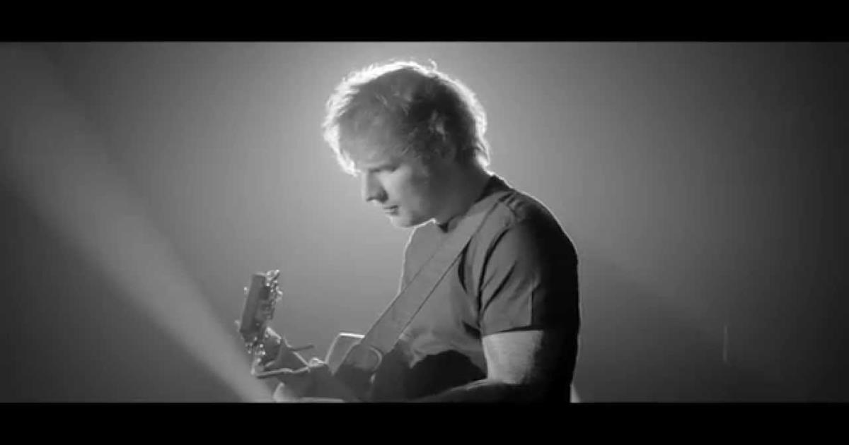 Ed Sheeran - One (Video ufficiale e testo)