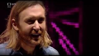 David Guetta - LIVE Performance UEFA EURO 2016 - Eiffel Tower