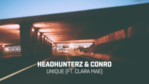 Headhunterz - Unique (feat. Clara Mae) (Video ufficiale e testo)