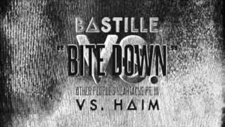 Bastille - Bite Down (audio e testo)