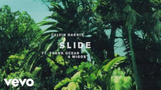 Calvin Harris - Slide (feat. Frank Ocean & Migos) (Video ufficiale e testo)