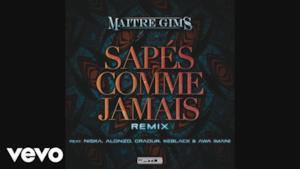 Maître Gims - Sapés comme jamais (feat. Niska) [Pilule Bleue] (Video ufficiale e testo)