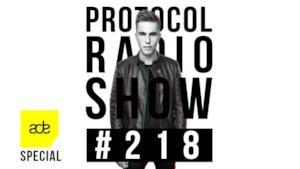 Nicky Romero - Protocol Radio 218 - ADE Special - 16.10.16
