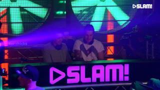 Blasterjaxx @SLAM! Mixmarathon live dall'Amsterdam Dance Event