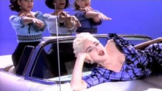 Madonna - True Blue (Video ufficiale e testo)