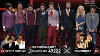 X Factor 8, cos'è successo durante il quarto Live (video)
