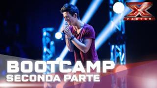 X Factor 2015, i Bootcamp: Luca canta Hozier e conquista la sedia (VIDEO)