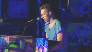 Coldplay - You Gotta Fight For Your Right To Party [Video]