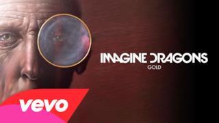 Imagine Dragons - Gold (Audio ufficiale e testo)