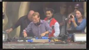 Avicii live @ Tomorrowland 2011