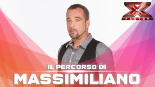 X Factor 2015, video-presentazione di Massimiliano (Over)