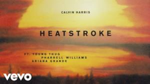 Calvin Harris - Heatstroke (feat. Young Thug, Pharrell Williams & Ariana Grande) Lyrics