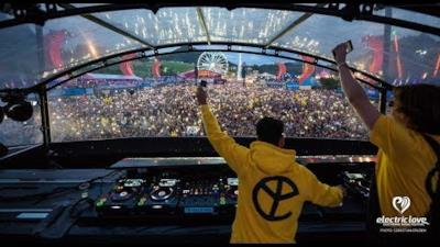 Yellow Claw @ Electric Love Festival 2018