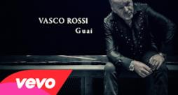 Vasco Rossi, guarda il video del nuovo singolo Guai