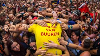 Armin van Buuren @ Untold Festival 2018