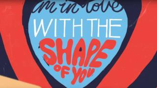Ed Sheeran - Shape of You (Video ufficiale e testo)