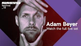 Adam Beyer @ Awakenings Festival 2018 (Area V)
