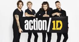 Gli One Direction invitano i fan a partecipare al progetto action/1D