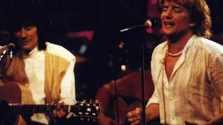 Rod Stewart - Maggie May live [VIDEO]
