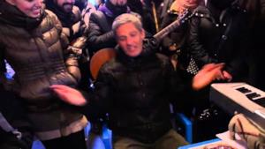 Renzo Rubino espulso da Sanremo 2014 per colpa di Fiorello?