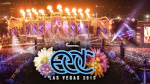 Electric Daisy Carnival EDC 2015: Day 2 Streaming LIVE