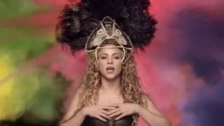 Shakira feat. Carlinhos Brown - Dare (La La La) (video Mondiali 2014)