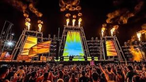 MAJOR LAZER - Live at EDC Las Vegas 2017 (FULL HD)