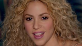 Shakira - Nunca Me Acuerdo de Olvidarte (video ufficiale e testo)