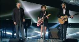 Luca Madonia, Franco Battiato e Carmen Consoli - L'Alieno (Sanremo 2011 duetti)