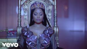 Nicki Minaj - No Frauds