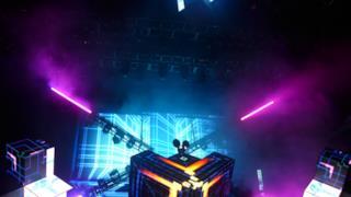 Deadmau5 Live @ Sziget Festival 2014