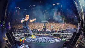 Hardwell Live at Ultra Music Festival Miami 2018