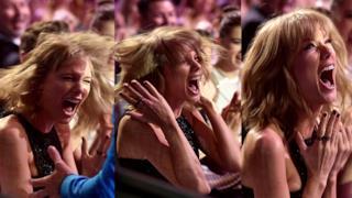Taylor Swift fuori di testa agli iHeartRadio 2015, il video diventa virale