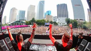 Blasterjaxx Ultra Music Festival 2015