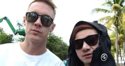 Jack Ü Live @ #GuestRoomMixNYE SiriusXM Electric Area 31/12/2015