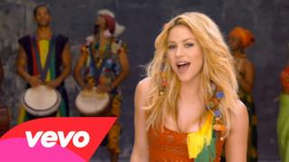 Shakira Waka Waka (This Time for Africa) - Official video