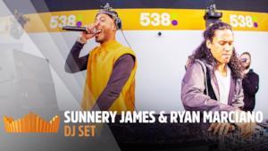 Sunnery James & Ryan Marciano (DJ-set) | Live op 538Koningsdag 2017