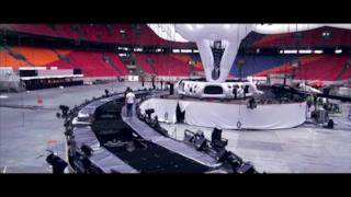Sensation: Into the Wild, making of (Amsterdam)