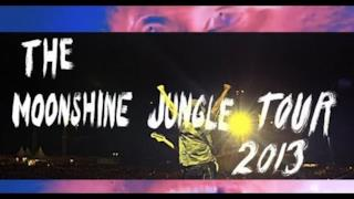 Bruno Mars - The Moonshine Jungle Tour 2013 [VIDEO]