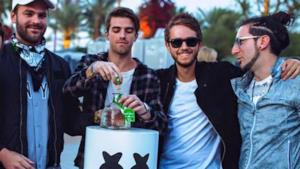 The Chainsmokers - Live@ AMF 2016
