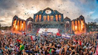 KSHMR @ Tomorrowland Belgium 2018 (Smash The House) (Weekend 2)