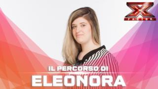 X Factor 2015, video-presentazione di Eleonora (Under Donne)