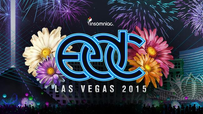 Electric Daisy Carnival EDC 2015: Day 3 Streaming LIVE