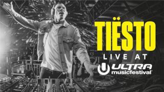 Tiesto – Live @ Ultra Music Festival Miami 2017