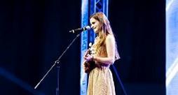 Violetta Zironi: con l'ukulele a X Factor 2013